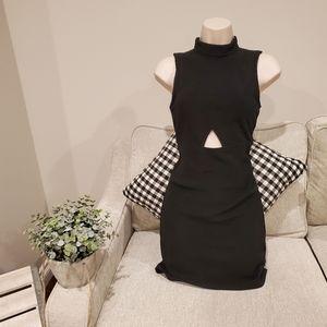 Brand new Urban Outfitters black dress XS XXS